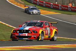 #85 Racing Adventures Ford Mustang: Raphael van der Straten, Nicolas de Crem, Jose Close, Wolfgang Haugg