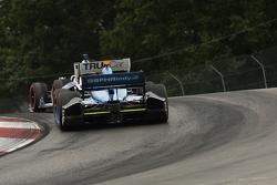 Josef Newgarden, Sarah FisherHartman Racing Honda Sébastien Bourdais, Dragon Racing Chevrolet