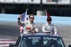 Travis Kvapil, Patrick Long