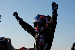 Race winner Guy Smith