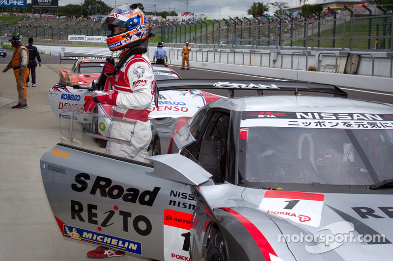 GT500 pole winnaar Ronnie Quintarelli