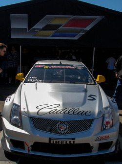 Event Festivities Caddilac Racing Booth