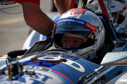 Mario Andretti, Getting ready for Fan Appreciation Hot Laps