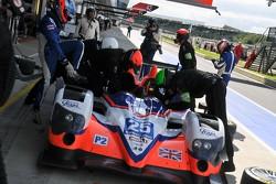 #25 ADR-Delta Oreca 03 Nissan: John Martin, Jan Charouz, Tor Graves