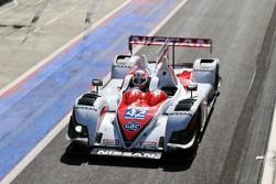#42 Greaves Motorsport Zytek Z11SN Nissan: Alex Brundle, Martin Brundle, Lucas Ordonez
