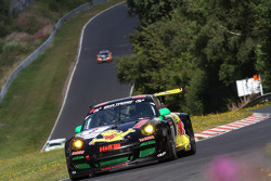#8 Haribo Racing Team Porsche 911 GT3 R: Richard Westbrook, Mike Stursberg, Hans Guido Riegel