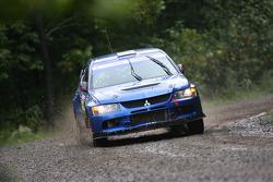 Hardy Schmidtke and John Hall, Mitsubishi EVO IX