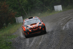 Leonid Urlichich and Carl Williamson, Subaru WRX Sti