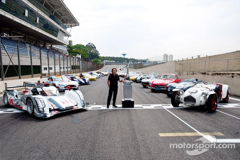 Emerson Fittipaldi, promotor 6 Uren van Sao Paulo