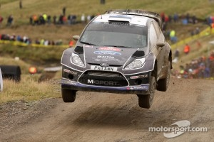 Ford Fiesta RS WRC, M-Sport Ford World Rally Team