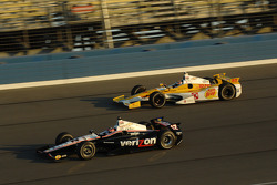 Will Power, Verizon Team Penske Chevrolet et Ryan Hunter-Reay, Andretti Autosport Chevrolet