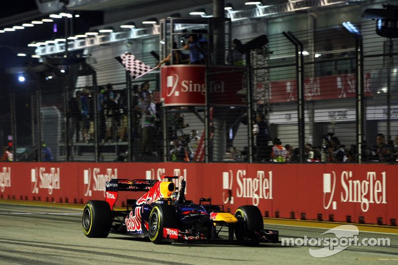 Gran Premio de Singapur 2012