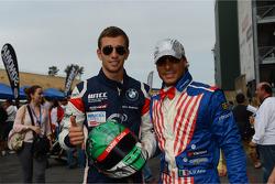 Autograph session, Alberto Cerqui, BMW 320 TC, Wiechers-Sport