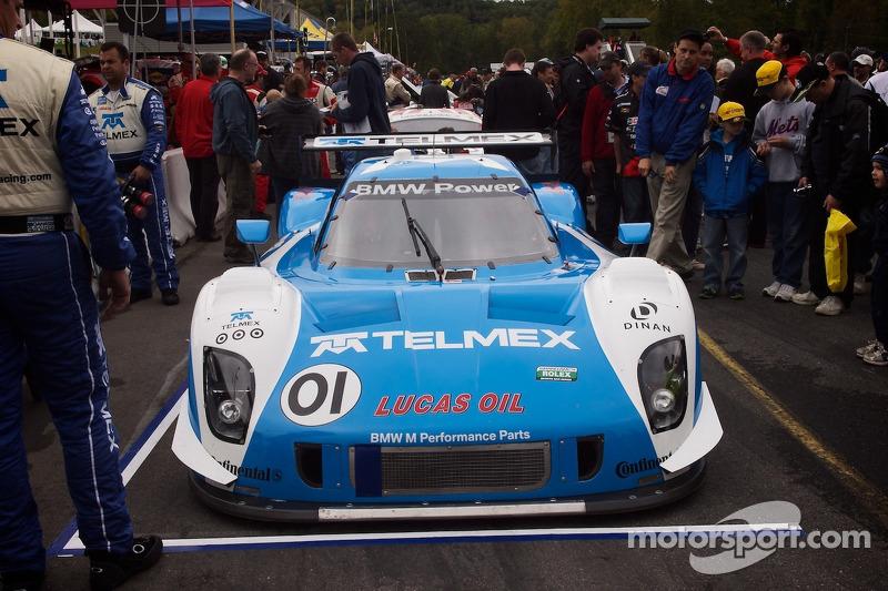 #01 Telmex Chip Ganassi Racing with Felix Sabates BMW-Riley: Scott Pruett, Memo Rojas