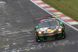#8 Haribo Racing Team Porsche 997 GT3 R: Emmanuel Collard, Mike Stursberg, Hans Guido Riegel