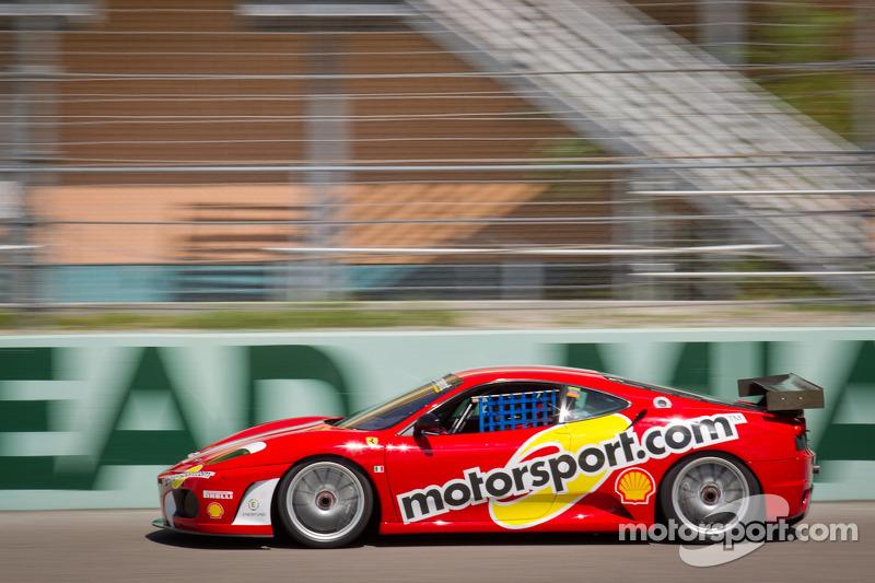Im Kundeneinsatz: Ferrari F430 Challenge Motorsport.com