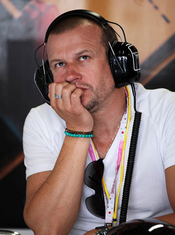 Olivier Panis, Driver Manager of Charles Pic, Marussia F1 Team