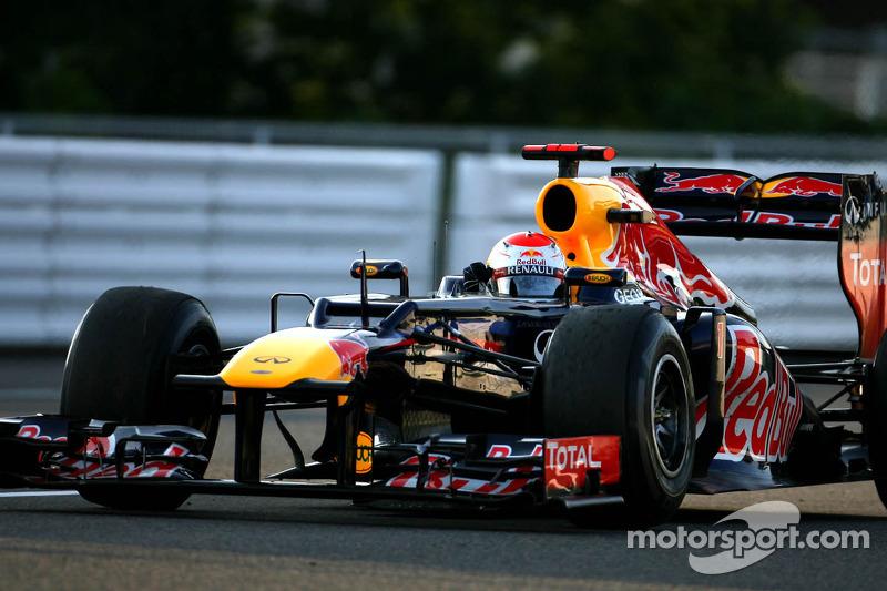 2012: Sebastian Vettel, Red Bull - Renault