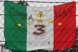 Fans for Max Biaggi
