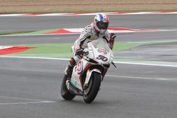 Sylvain Guintoli takes the win
