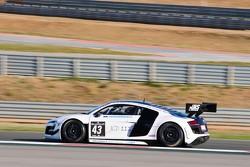 #43 Sainteloc Racing Audi R8 LMS Ultra: Jean-Marc Quintois, Jerome Demay, Adrien Tambay