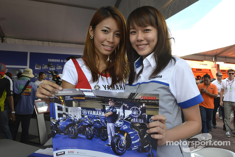 Lovely Yamaha fans