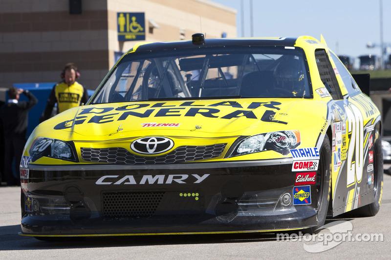 Joey Logano, Joe Gibbs Racing Toyota