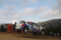 Giacomo Costenaro and Giacomo Ciucci, Peugeot 207 S2000