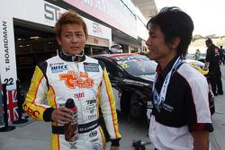 Hiroki Yoshimoto, SRLeon 1.6T, Tuenti Racing Team withGirls