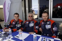 Jacques Nicolet, Bertrand Baguette, Olivier Pla