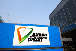 Buddh International Circuit bord