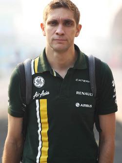 Vitaly Petrov, Caterham