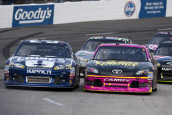 Jimmie Johnson and Clint Bowyer