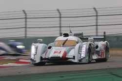 #2 Audi Sport Team Joest Audi R18 e-tron quattro: Tom Kristensen, Allan McNish