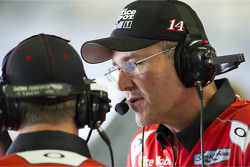 Bob Osborne, crew chief for Tony Stewart