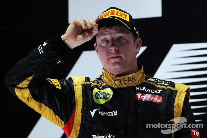 Grand Prix von Abu Dhabi 2012 in Abu Dhabi: Sieger