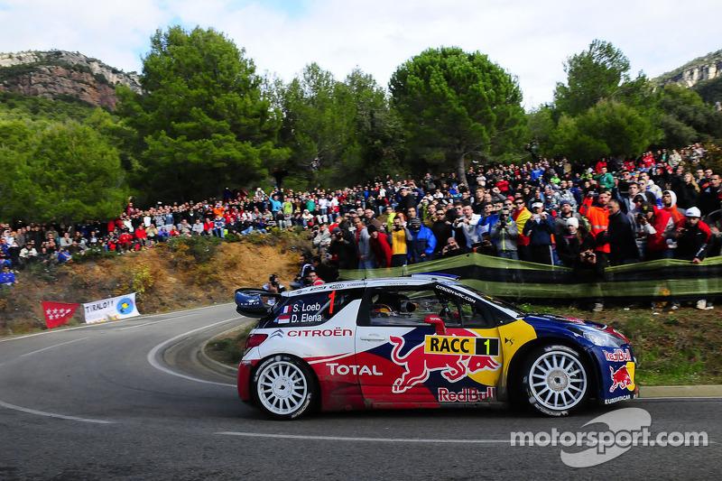 2012 - Citroën DS3 WRC