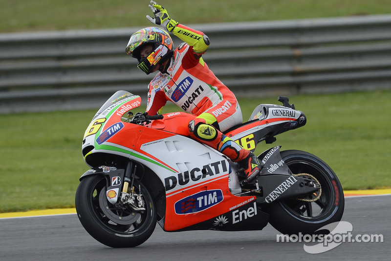 Valencia 2012 - Adiós a Ducati