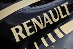Lotus F1 detail