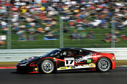 #17 Ferrari of Brazil: Francisco Longo