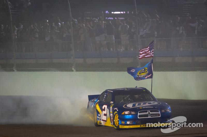 2012: Brad Keselowski - Team Penske - Dodge
