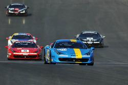 #100 Ferrari of Ft Lauderdale 458CS: Henrik Hedman
