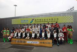 Formula 3 Macau Grand Prix 2012 Drivers