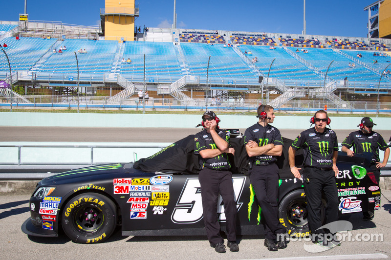 Car and team of Kyle Busch, Kyle Busch Motorsports Toyota