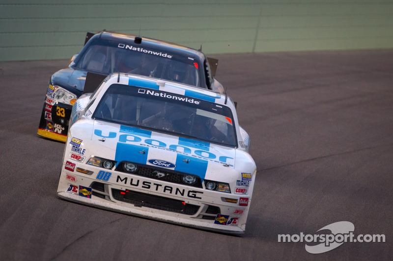 Jeffrey Earnhardt, Randy Hill Racing Ford