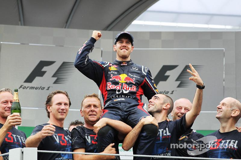 2012: Sebastian Vettel (Red Bull Racing)