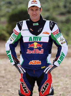 Марк Кома. Презентация KTM, презентация.