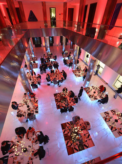Ferrari dinner at El Reloj