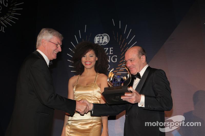 Хоакин Фолш. Церемония награждения FIA, Стамбул, Турция, Особое мероприятие.