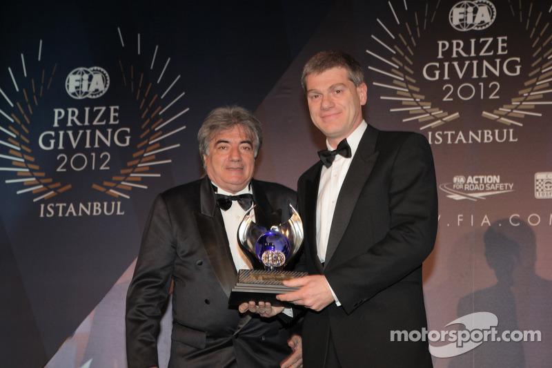 FIA World Cup for LMGTE Manufacturers - Ferrari